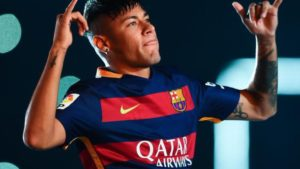 Neymar da Silva has expressed his desire to keep making history