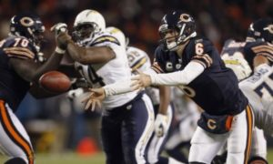 MNF-Chicago Bears vs. San Diego Chargers Odds