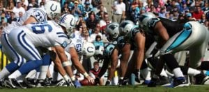 Monday Night Football Updated Line - Carolina Panthers vs. Indianapolis Colts
