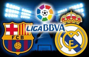 Real Madrid vs. Barcelona Game Odds