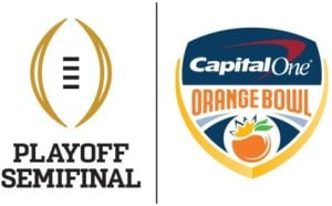 2015 Capital One Orange Bowl Odds, Predictions - NCAA Football Playoff Semifinal