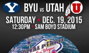 2015 Las Vegas Bowl Odds