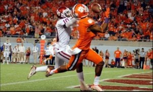 Oklahoma Sooners vs. Clemson Tigers - 2015 Orange Bowl Line