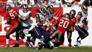 Tampa Bay Buccaneers vs. St. Louis Rams Odds, December 17th, 2015