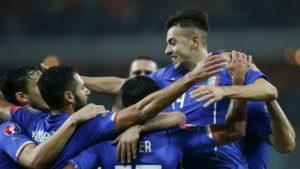 Italy secure his presence at UEFA Euro