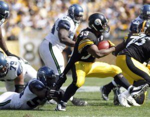 2015 NFL Week 12 Pittsburgh Steelers vs. Seattle Seahawks Betting Odds