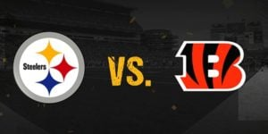 2016 NFL Playoffs Pittsburgh Steelers vs. Cincinnati Bengals AFC Wild Card Odds