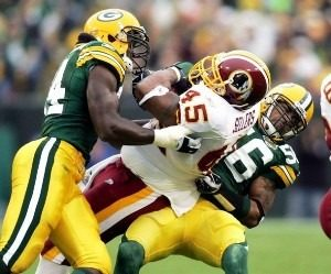 Green Bay Packers vs. Washington Redskins NFC wild Card Odds and predictions