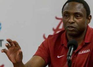 Avery Johnson joined Alabama just three seasons ago