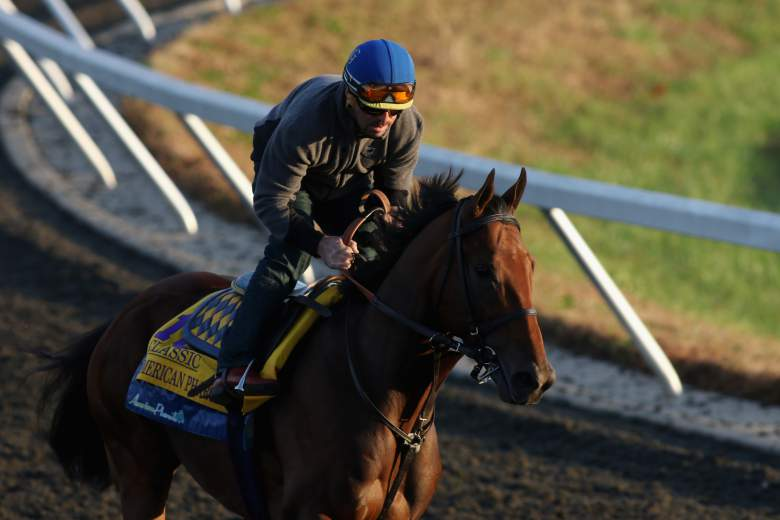 2015 Breeders' Cup Classic Latest Odds 1