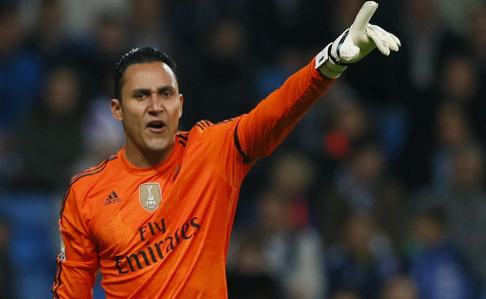 Is Keylor Navas the best Goalkeeper in the World? 1