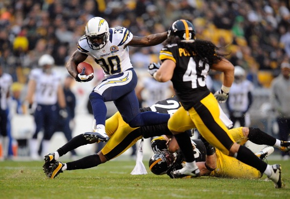Monday Night Football October 12th, 2015 - Steelers vs. Chargers 1