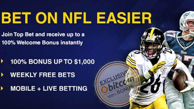 TopBet Sportsbook Review by BestOnlineSportsbooks.info Experts
