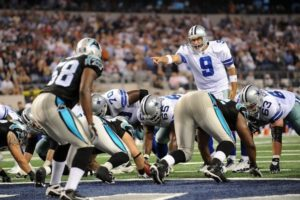 2015 Thanksgiving Game Dallas Cowboys vs. Carolina Panthers Odds