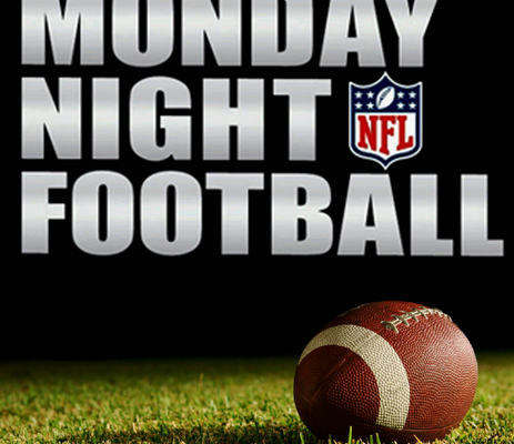spread for monday night football bet on