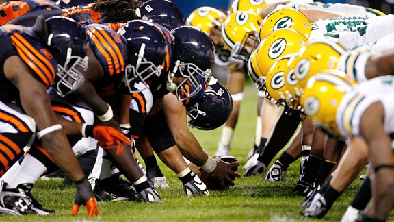 Chicago Bears vs. Green Bay Packers Betting Odds and Picks