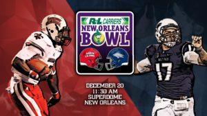 2015 Louisiana Tech vs. Arkansas State - New Orleans Bowl Odds