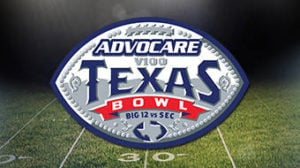 Louisiana State Tigers vs. Texas Tech Red Raiders Odds - Advocare V100 Texas Bowl