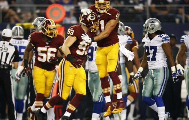 NFL betting Cowboys vs Redskins Predictions