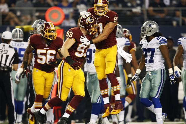 NFL betting Cowboys vs Redskins Predictions