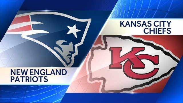 Patriots Odds Betting Favorites vs. Chiefs on Sunday Night Football