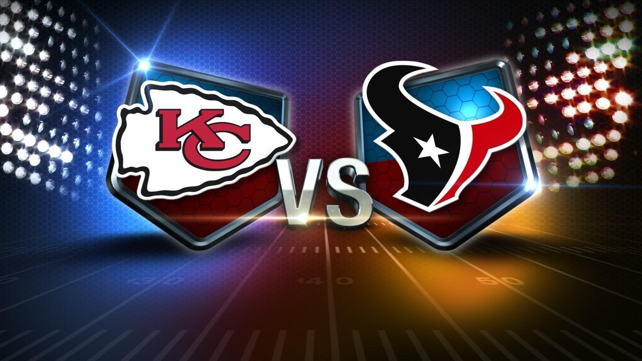 Kansas City Chiefs vs. Houston Texans Odds and Predictions