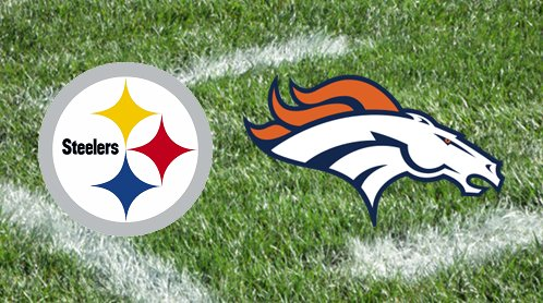 Steelers Odds Favorites over Broncos by a Field Goal 3