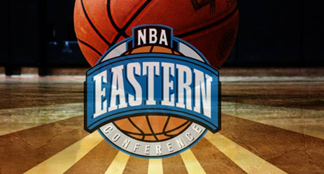 Eastern NBA sportsbooks odds to win conference