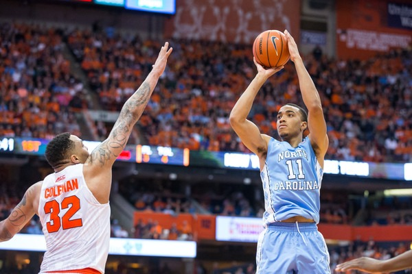 North Carolina vs. Syracuse TopBet Odds Final Four Game 1