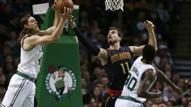 Celtics vs Hawks - NBA Playoffs 2016