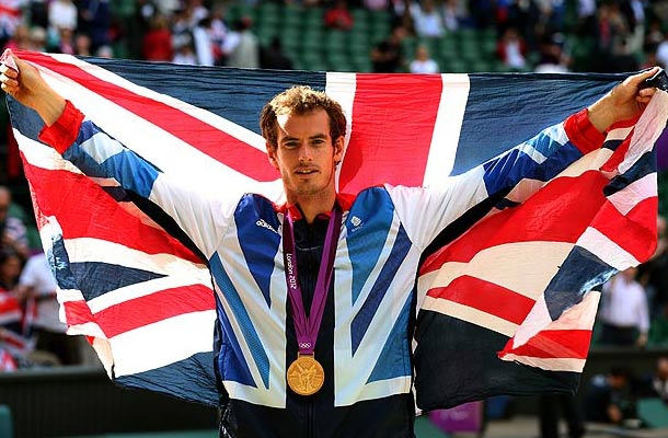Andy Murray Olympics Favorite