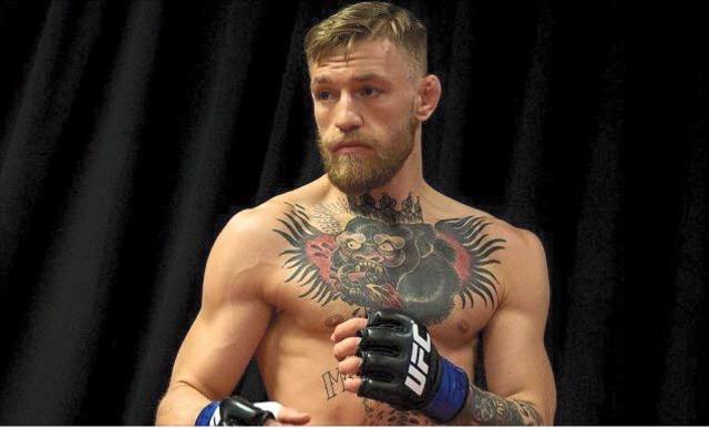 UFC 202 Conor Mcgregor