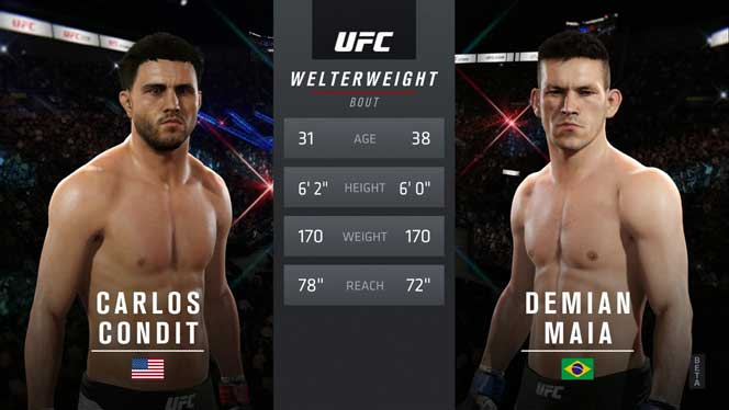UFC on Fox 21 - Demian Maia vs. Carlos Condit Odds and Sportsbooks to Bet