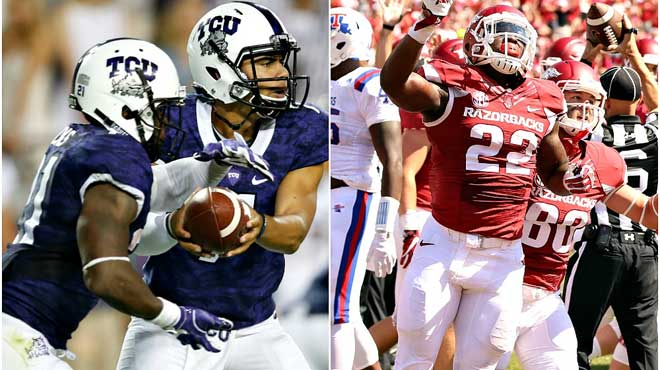 Arkansas Razorbacks vs. TCU Horned Frogs Odds and Picks