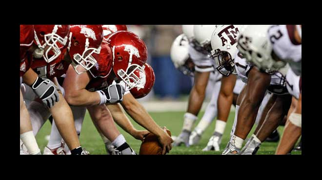 Arkansas vs. Texas A&M College Football Week 4 Odds and Predictions