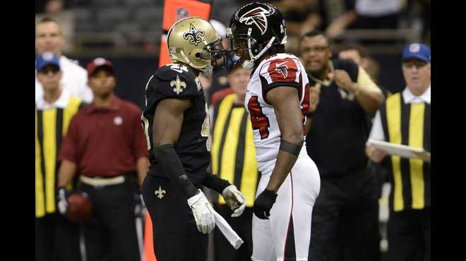 Falcons are Betting Favorites Against Saints by a field-goal in NFL Week 3