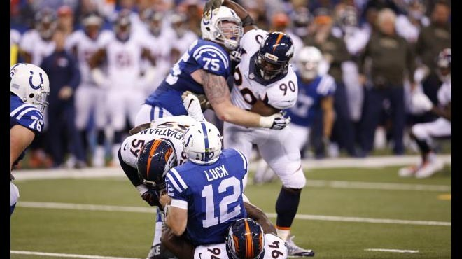 Denver BroncosDenver Broncos vs. Indianapolis Colts Betting Odds and Analysis
