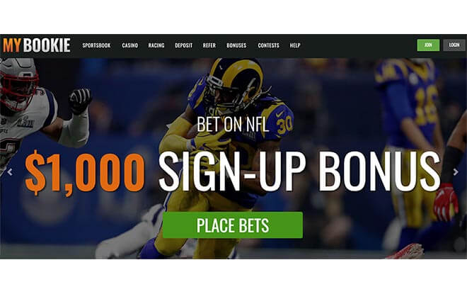 MyBookie Sportsbook Review, Bonus and promo Code
