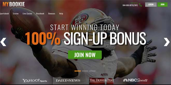 MyBookie Sportsbook Review and Sign-Up Bonuses