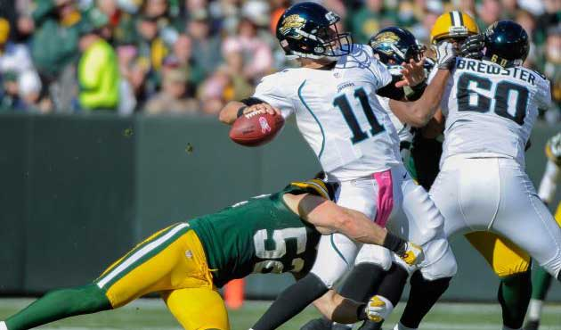 Green Bay Packers vs. Jacksonville Jaguars Week 1 Odds and Picks
