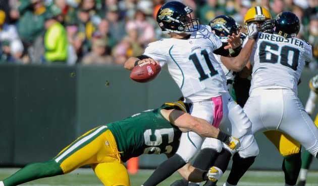 Green Bay Packers vs. Jacksonville Jaguars Week 1 Odds and Picks