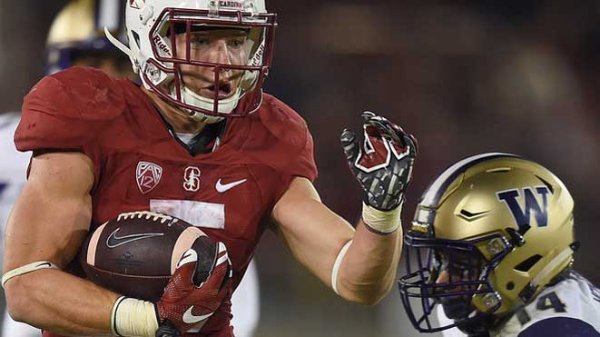 No. 7 Stanford Cardinal vs. No. 10 Washington Huskies Game Odds Preview