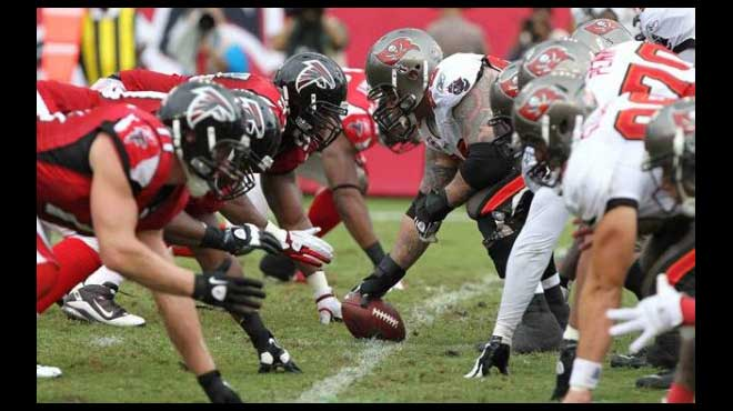 Tampa Bay Buccaneers vs. Atlanta Falcons Odds to Win Week 1