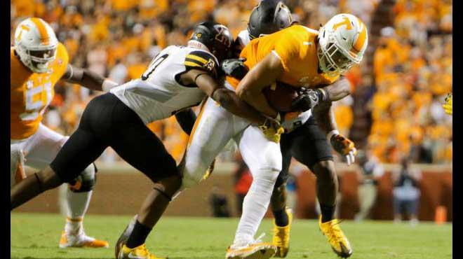 Virginia Tech Hokies vs. Tennessee Volunteers Week 2 Odds and Picks