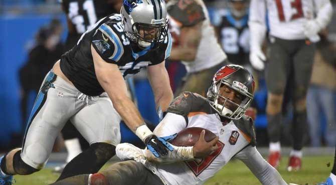 Monday Night Football Odds – Tampa Bay Buccaneers At Carolina Panthers