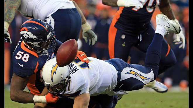 Denver Broncos vs. San Diego Chargers NFL Week 6 Betting Preview with Odds
