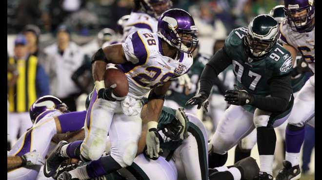 NFL Odds - Minnesota Vikings vs. Philadelphia Eagles