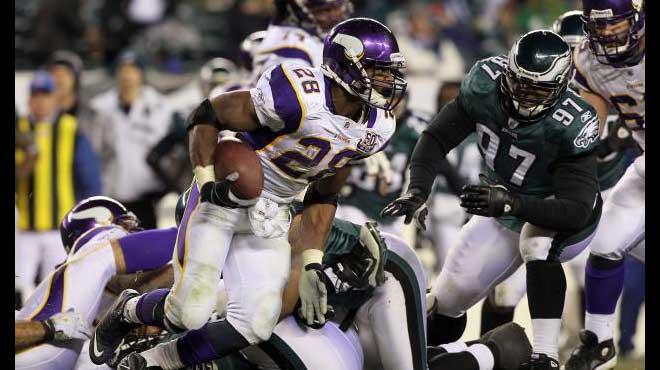 NFL Odds - Minnesota Vikings vs. Philadelphia Eagles