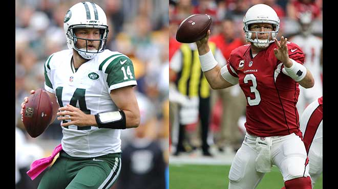 New York Jets vs. Arizona Cardinals Monday Night Football Week 6
