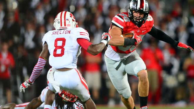 Ohio State Buckeyes vs. Wisconsin Badgers College Football Betting Preview